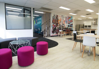 Abco Modern Office Design & Fitout