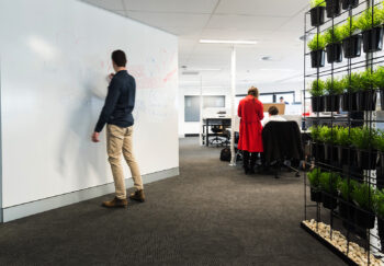 Michael Page Office Fitout