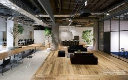 Wurkspace7 industrial office design