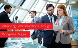 W7 communications through workplace design