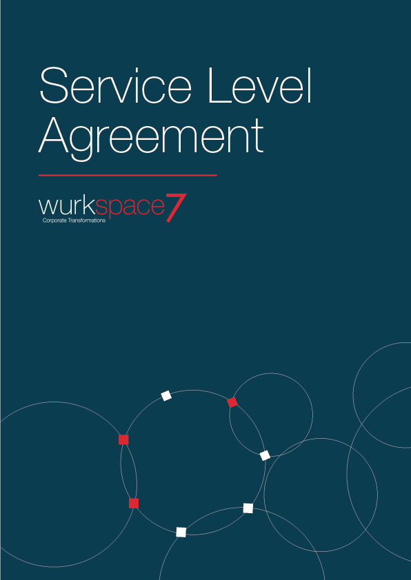 W7 Service Level Agreement PDF Download