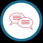 key stakeholders icon
