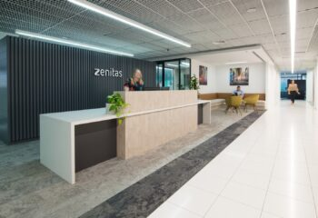 Zenitas Office Fitout