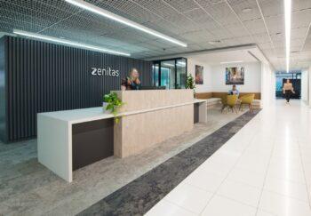 Zenitas Office Fitout